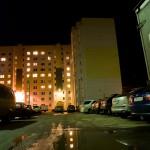 <b>Ночь. Улица. Фонарь. Машины</b>