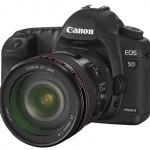 <b>Обзор фотоаппарата Canon 5D mark II</b>