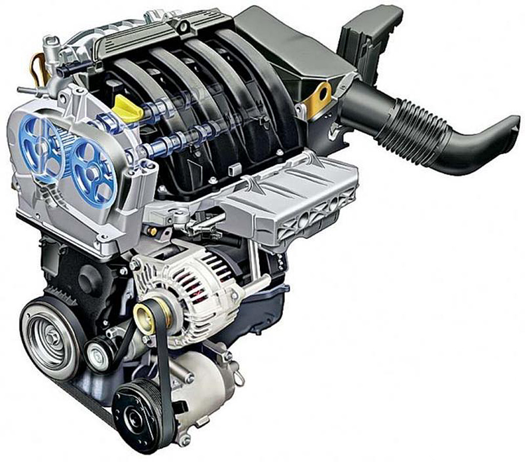 двигатель логан