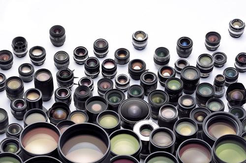 Современная линейка оптики
