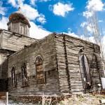 <b>Под Воронежем разрушаются два исторических храма (фото)</b>