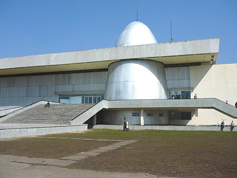 Музей космонавтики Циолковского